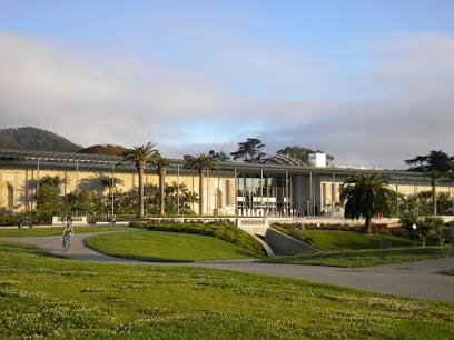California Academy of Sciences exterior