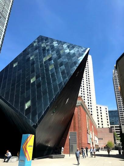 Contemporary Jewish Museum exterior