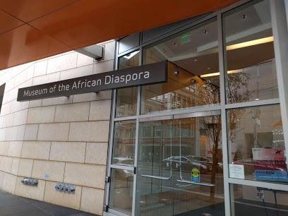 Museum of African Diaspora exterior