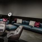 BEI San Francisco lounge area