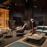 Sum lounge area