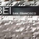 BEI San Francisco exterior signage